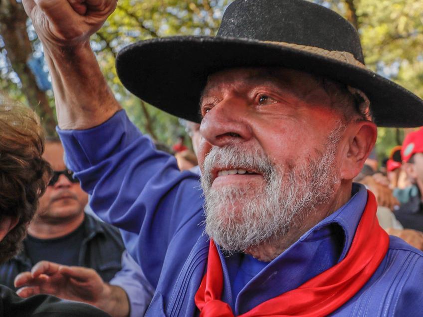 Em passagem histórica por São Borja, Lula revisita legado de ...